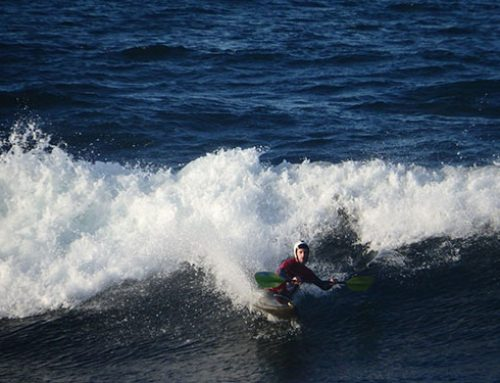 Paddle Surf Results