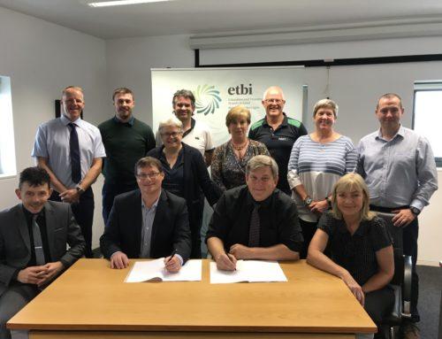 Canoeing Ireland ETBI Announce Partnership