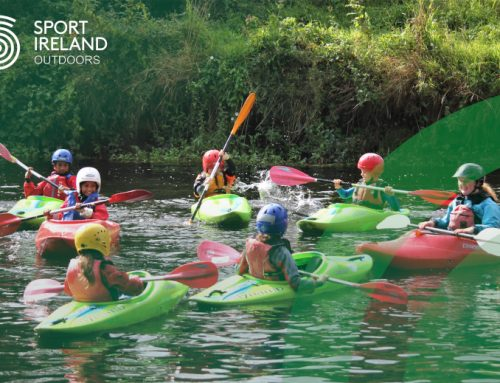 Sport Ireland Publishes Policy on Sport and Physical Activity in the Outdoors