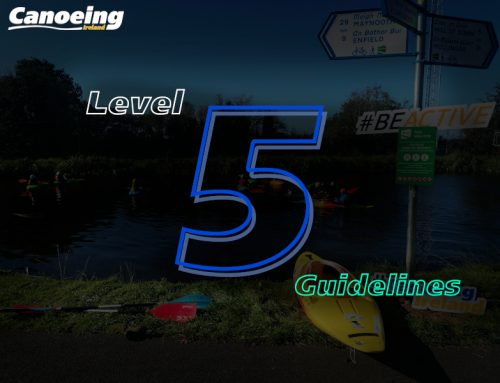 Level 5 Restrictions – Paddlesports Guidelines