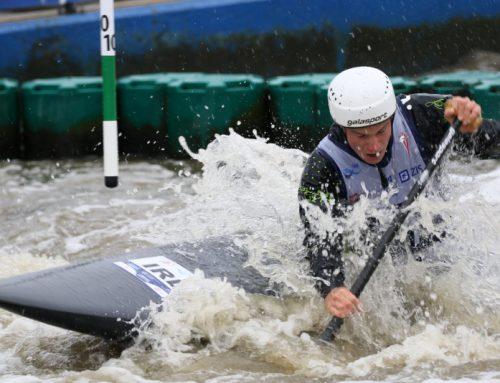 Junior & U23 Canoe Slalom European Championships