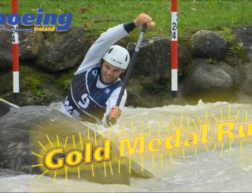 Liam Jegou World Cup Gold Medal