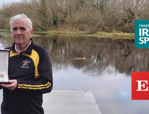 Tom Egan to be honoured at the 2020 Volunteers in Sport Awards