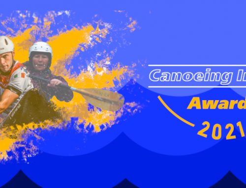Canoeing Ireland Awards 2021
