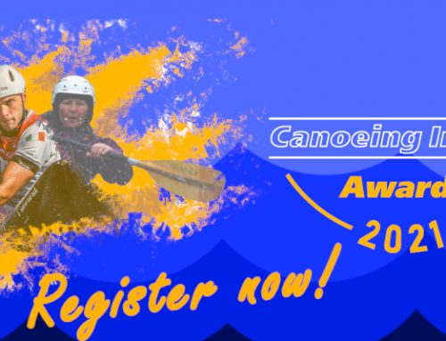Canoeing Ireland Awards Registration