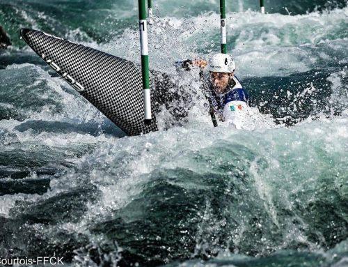 2021 Canoe Slalom Pyrenees Cup #2, Pau