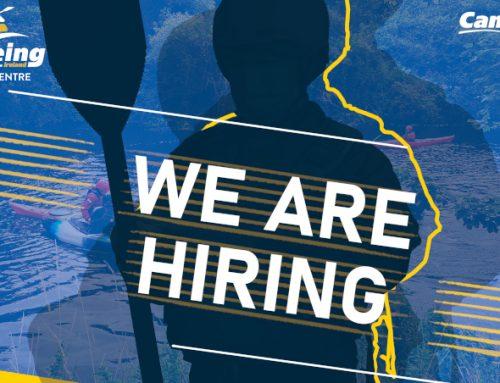 Canoeing Ireland is hiring