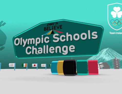 Dare To Believe – Olympic Schools Challenge