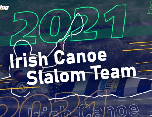 Irish Canoe Slalom Team 2021