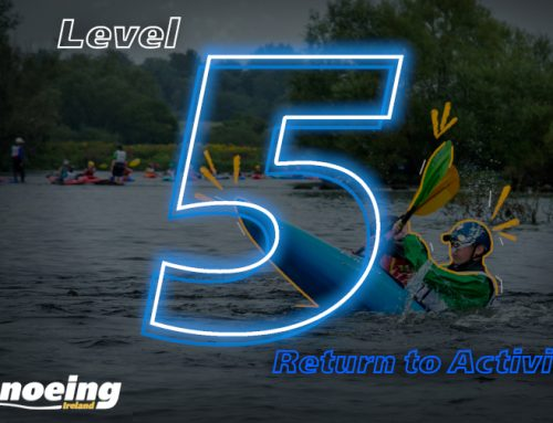 Level 5 Restriction Updates – Paddlesports