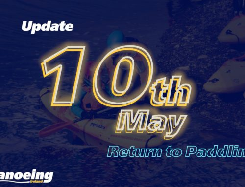 Return to Paddling COVID Guidelines 10th May