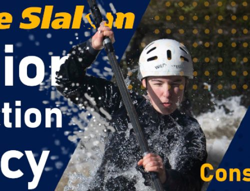 Canoe Slalom Junior Selection Policy Consultation