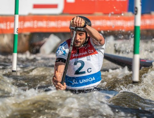 Canoe Slalom World Cup Prague