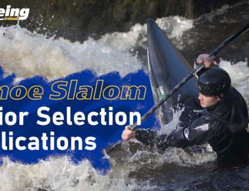 Canoe Slalom Junior Selection Policy Applications
