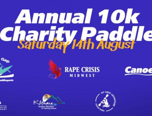 2021 Rape Crisis Midwest Charity 10k Paddle