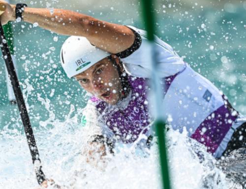 Tokyo 2020 Canoe Slalom Heats